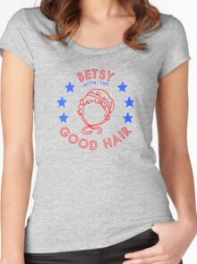 betsy Women's Fitted Scoop T-Shirt