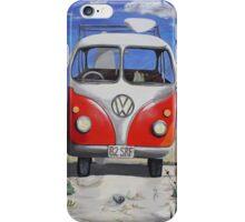 Beach Kombi iPhone Case/Skin