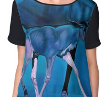 All the world is my Mam. Chiffon Top