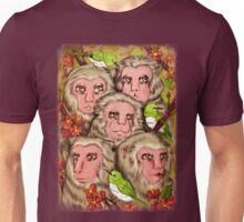 Macaques! Unisex T-Shirt
