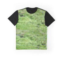 Mossy Moss Moss Graphic T-Shirt