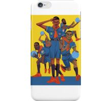 kevin durant iPhone Case/Skin