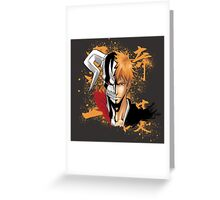 Soul Reaper Greeting Card
