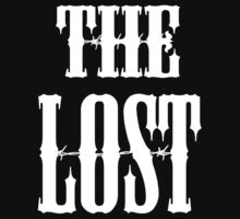 The Lost (Motorcycle Gang Inspired Design) Kids Tee