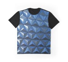 Corners and Points Graphic T-Shirt