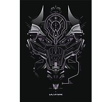Galvatron Photographic Print
