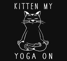 Kitten my yoga on Women's Tank Top