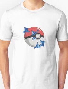 #TeamMystic Pokeball Unisex T-Shirt