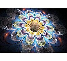 Mosaic light Photographic Print