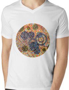 bombing Milan (original sold) Mens V-Neck T-Shirt