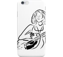 Emily moore iPhone Case/Skin