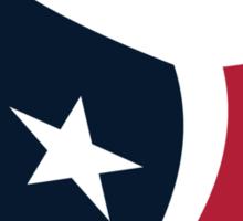 Houston Texans Fan Sticker