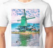 old and beautiful Unisex T-Shirt
