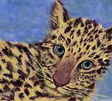 Baby Leopard by jfrier