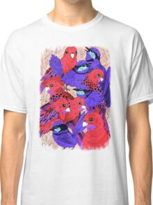Wrens and Rosellas Delight! Classic T-Shirt