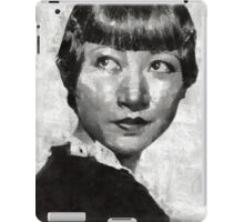 Anna May Wong Vintage Hollywood Actress iPad Case/Skin