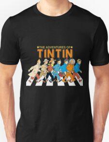tintin Unisex T-Shirt