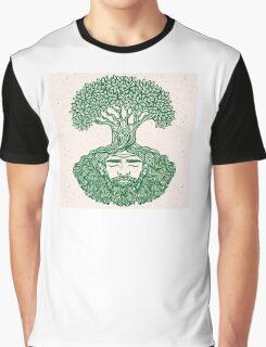 Tree Man  Graphic T-Shirt