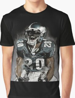 Philadelphia Eagles  Brian Dawkins Graphic T-Shirt
