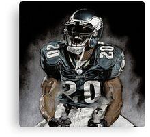 Philadelphia Eagles  Brian Dawkins Canvas Print