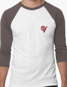 #TeamValor Icon Men's Baseball ¾ T-Shirt