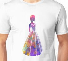 Anna in watercolor Unisex T-Shirt