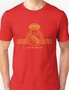 LOS BLANCOS, REAL MADRID Unisex T-Shirt