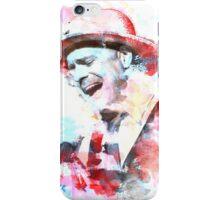 gord downie watercolour iPhone Case/Skin