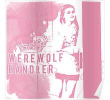 Werewolf Handler Poster