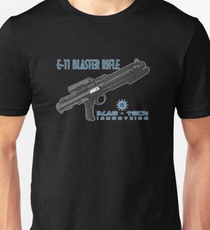 Star Wars Stormtrooper E-11 Blaster Unisex T-Shirt