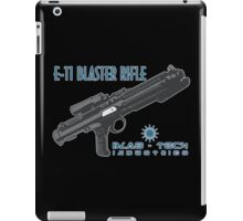 Star Wars Stormtrooper E-11 Blaster iPad Case/Skin