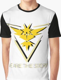 Team Instinct - We Are the Storm Graphic T-Shirt