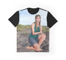 Lazy Afternoon Graphic T-Shirt