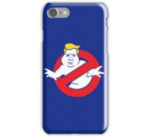 trump buster iPhone Case/Skin
