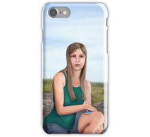 Lazy Afternoon iPhone Case/Skin