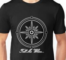 Lost Compass Unisex T-Shirt
