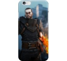 Mass Effect Andromeda Shepard iPhone Case/Skin