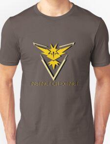 Team Instinct - Instinct or Extinct Unisex T-Shirt