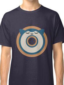 Snorlax Pokemon Donut Classic T-Shirt