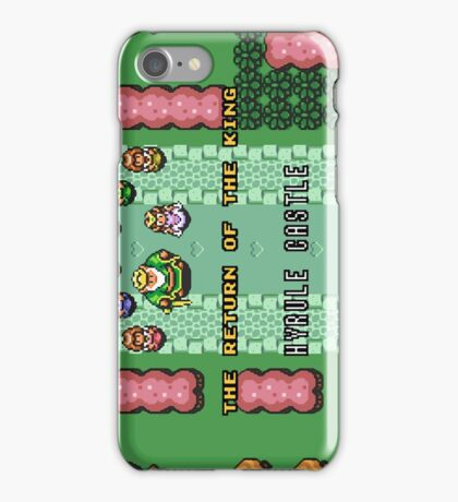 LTTP - The Return of the King iPhone Case/Skin