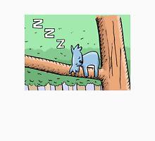Cute Sleeping Koala Unisex T-Shirt