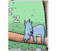 Cute Sleeping Koala iPad Case/Skin