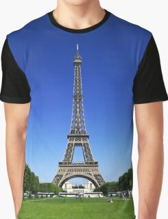 Paris Tour Eiffel Graphic T-Shirt