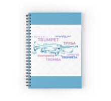 Trompeta Spiral Notebook
