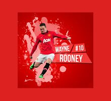 Rooney  Manchester United Ball Unisex T-Shirt