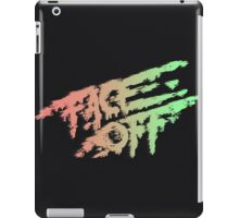 Face Off iPad Case/Skin