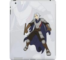 Silver, Who Still Burns iPad Case/Skin