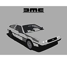DMC Photographic Print
