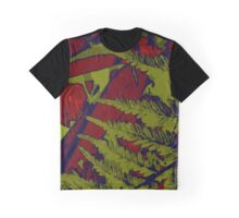 Fronds Graphic T-Shirt