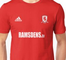 Middlesbrough Premier League 2016 Unisex T-Shirt